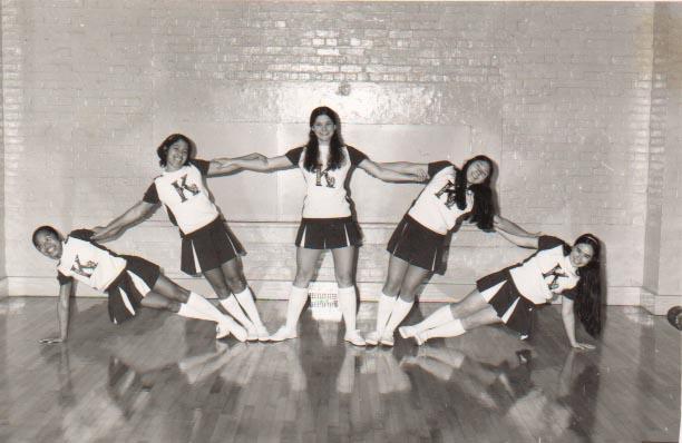cheerleaders 74~75